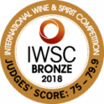 CO-17 -iwsc2018-bronze-medal