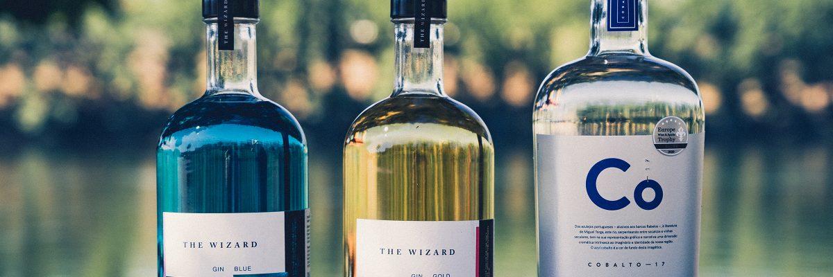 Cobalto Douro - Gin Premium